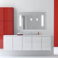 Зеркало в ванную Жасмин-120
