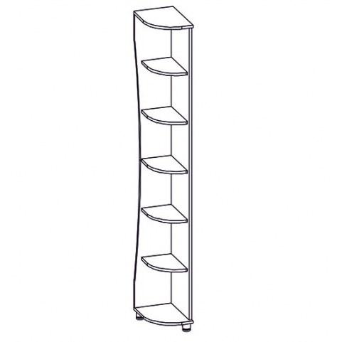 Модульная стенка в прихожую Визит 3
