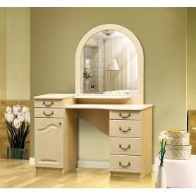 Туалетный столик №5, Ивушка-5, цвет Дуб беленый