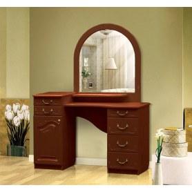 Туалетный столик №5, Ивушка-5, цвет Итальянский орех