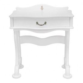 Туалетный столик Джульетта, цвет Молочный дуб