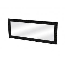 Зеркало настенное Como/Veda, кайман черный