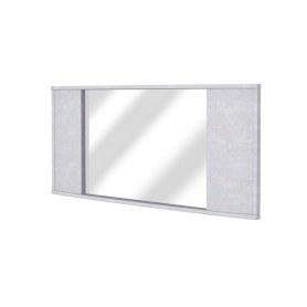 Зеркало настенное Vittoria, флок бентлей/серый