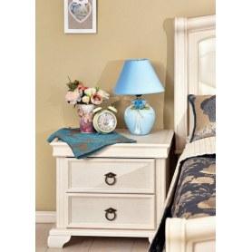 Детский подростковый гарнитур Амели кровать, тумбочка, шкафы, стол, стеллажи