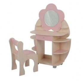 Детский набор Ромашка дуб млечный-розовый