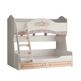 Детская двухъярусная кровать Алиса (1974х1404х1765)
