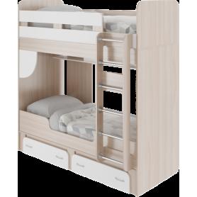 Детская двухъярусная кровать Остин М25