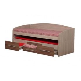 Детская кровать Адель - 5, Дуб Линдберг