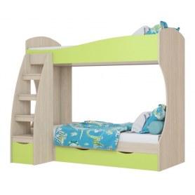 Детская кровать Пуговка Кр26