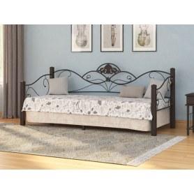 Детская кровать Garda 2R-Софа, 90х200, венге
