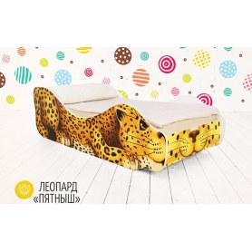 Детская кровать Леопард-Пятныш