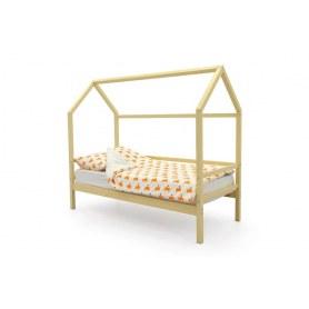 Детская кровать-домик Svogen бежевый