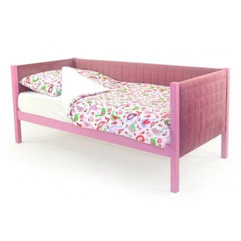 Детская кровать-тахта мягкая Skogen лаванда