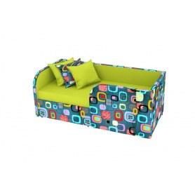 Детская кровать Марти №3 (Банни 01/ Мумбо А10)