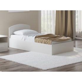 Детская кровать Этюд с подъемным механизмом, 90х190, белая