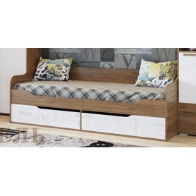 Кровать-диван Гарвард, с ящиками