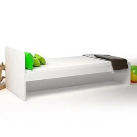 Детская кровать без ящиков Брусника, длина 1912, ДМ-К1-1-6