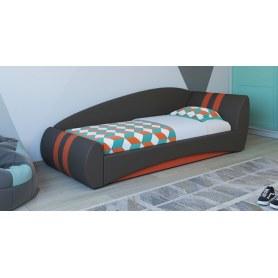 Детская кровать с подъемным механизом Гольф, арт. Марвел грей 200