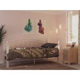 Кровать Гарда 8, 90х200, белая
