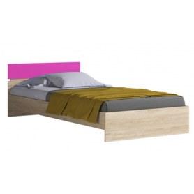 Детская кровать Формула, 900 розовый (без основания)