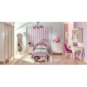 Детская кровать Маркиза ЛД  (663.060; 517.260)