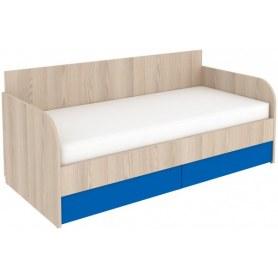 Детская кровать Дарина АРТ. УК01, Лазурный