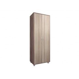 Шкаф двухдверный Доминик New, М2, шимо темный/светлый
