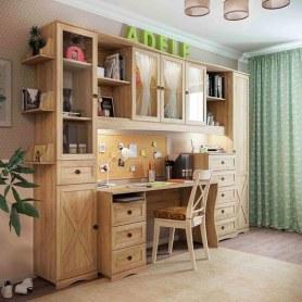 Детский шкаф Adele 82 МЦН, Дуб Сонома