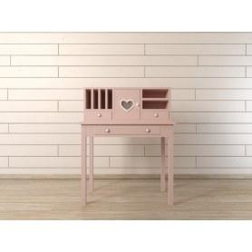 Туалетный столик Adelina (DM1036ETGR) Розовый