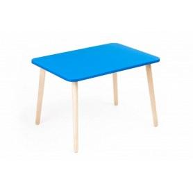 Детский стол Джери, Голубой