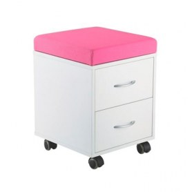 Детская тумба SS15W Pink