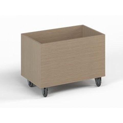 Ящик для игрушек Малина, Ясень Шимо, ДМ-Т-4-5