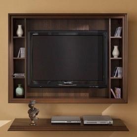 Панель ТВ Montpellier 1 Орех шоколадный