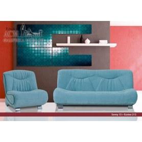 Прямой диван Квин 7 БД