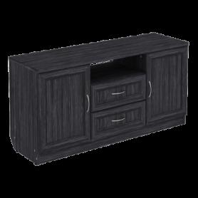 ТВ-тумба 501 с нишей, цвет Граффит