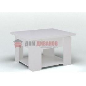 Стол трансформер Модерн, белый глянец