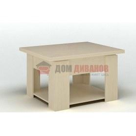 Стол трансформер Модерн, дуб молочный