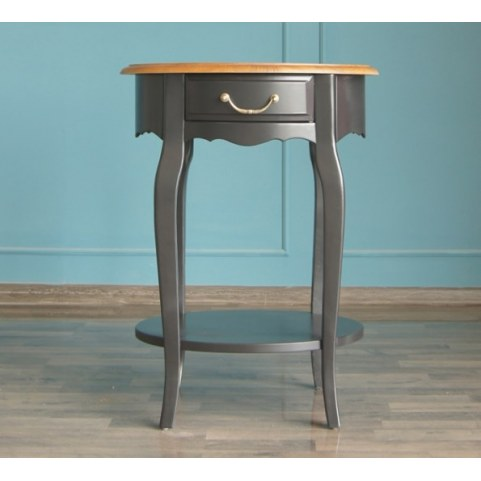 Кофейный столик Leontina (ST9331BLK) Черный