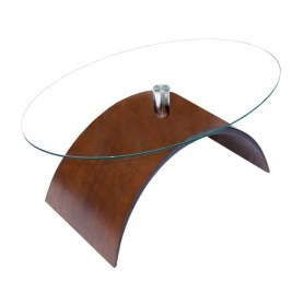 Журнальный стол КОЛИЗЕЙ 7,цвет орех