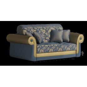Прямой диван Турин 5 БД 165 (Люкс)