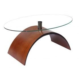 Журнальный стол КОЛИЗЕЙ 7,цвет вишня