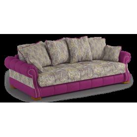 Прямой диван Челси 3 БД (НПБ)