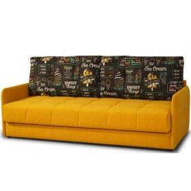 Прямой диван Джерси 2 (НПБ)