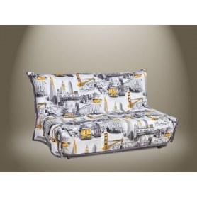Прямой диван Уют Аккордеон