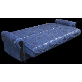 Прямой диван Элегия БД с пружинным блоком
