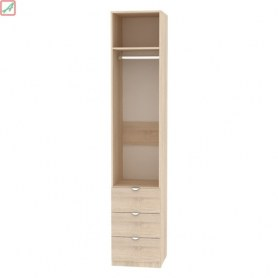Шкаф Риал (H16) 230х45х45 ручка торцевая TR-2, ЯАТ