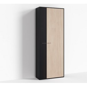 Шкаф широкий правый цвет 4, Крокус, ПР-ШС-1-3 Дуб Миланский - Дуб девонширский