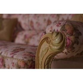 Прямой диван Севилья двухместный, миксотойл