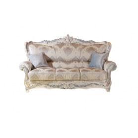 Прямой диван Севилья трехместный, без механизма