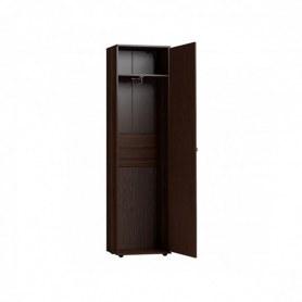 Шкаф Sherlock 71 + Фасад правый, Орех шоколадный